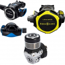 Aqualung Atemreglerset Legend 3ND MBS inkl. Octopus