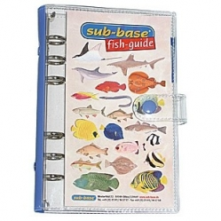 Fish Guide, Softcover Sammelordner, Sub Book