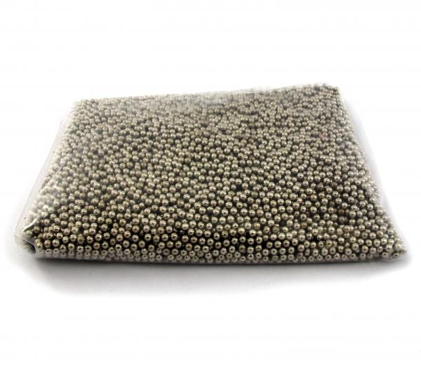 bleigranulat 1 0kg schrotblei f r individuelle gewichte wie kragenblei oder halsblei. Black Bedroom Furniture Sets. Home Design Ideas